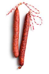 tasty chorizo sausage