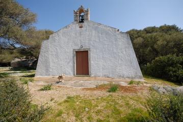 Chiesa campestre, San Giorgio, Sardegna