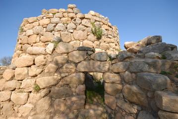 Nuraghe La Prisgiona, Sardegna, Arzachena