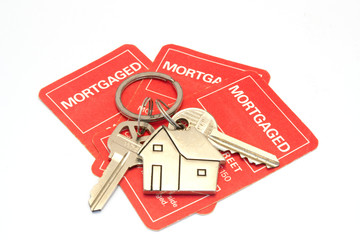 House keys and morgage