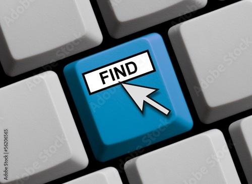 Find online