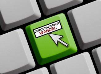 Rund ums Thema demografischer Wandel online