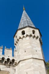 Topkapi Palace Tower, Istanbul