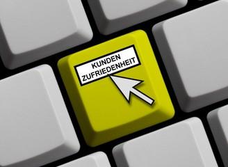Kundenzufriedenheit online