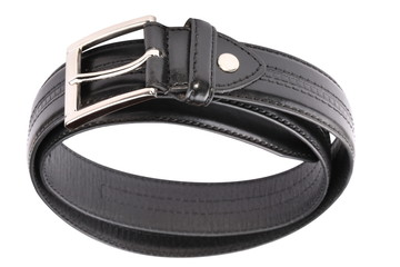 Leather Belt Strap Isolated