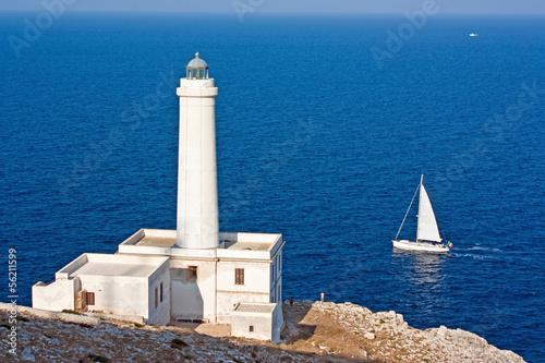Fototapeta Faro della Palascìa - Otranto