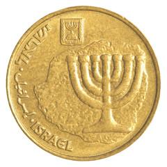 10 Israeli New Agora coin