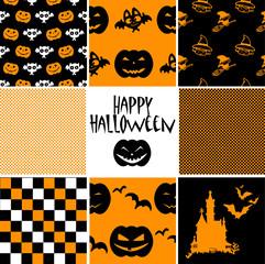 Motifs Halloween