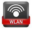 WLAN WIFI Button schwarz   #130914-svg06