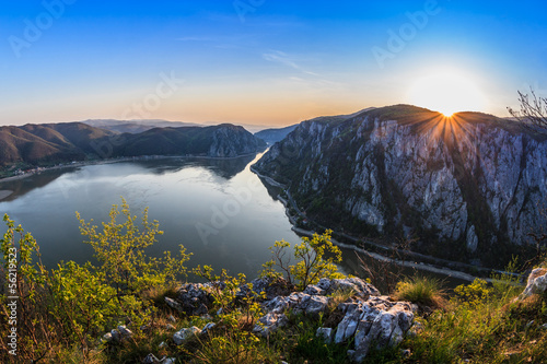 The Danube Gorges © porojnicu