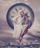 Fototapety time for nightlife / Marilyn Monroe 06