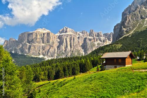 Dolomiti - high Fassa Valley © Antonio Scarpi