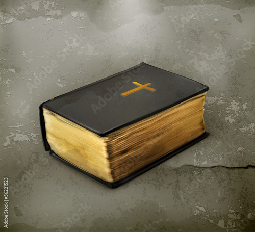 Bible old style