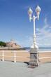 Gijon, San Lorenzo Beach. Vertical