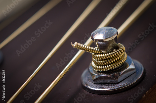 guitar tuning peg