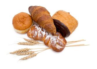 bread and bun assortment