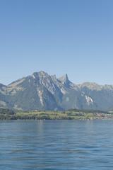 Stockhorn am Thunersee, Schweizer Bergkette, Alpen