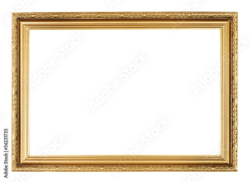 canvas print picture picture frame with carved pattern