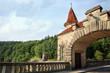 Dam Les Kralovstvi in Bílá Třemešná, Czech Republic