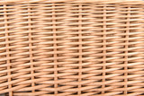 woven rattan background