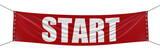 Start Banner (clipping path included)
