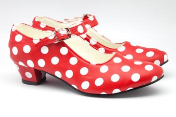 zapatos danza