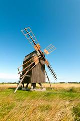 Windmühle in Schweden, Insel Öland