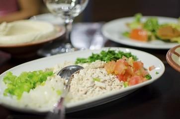 Lebanese dish