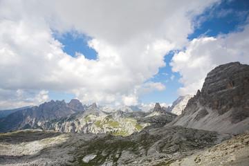 Italian Dolomites - summer landscape