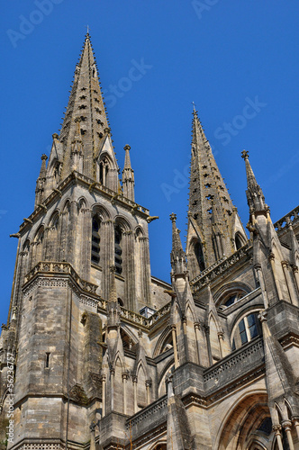 cathedral of Sees in Normandie