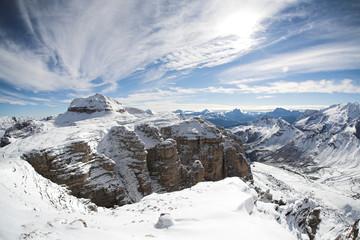 Italian Dolomites - Piz Boe