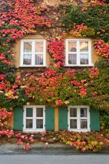 quartiere fuggerei, Fugger, Augusta, Germania
