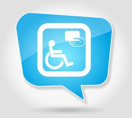 Bulle : Dab et handicap