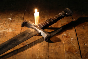 Sword And Candle
