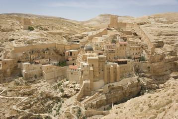 Mar Sabas monastery