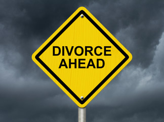 Warning of Divorce is soon