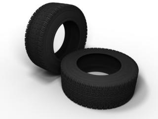 3d tires 2