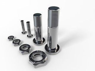 industry Nuts & Screws