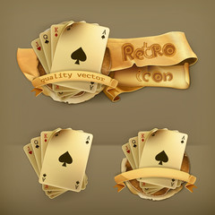 Playing Cards, icon