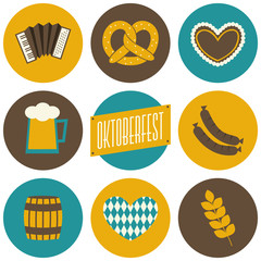 Oktoberfest Icons Collection