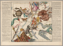 Carte astronomique