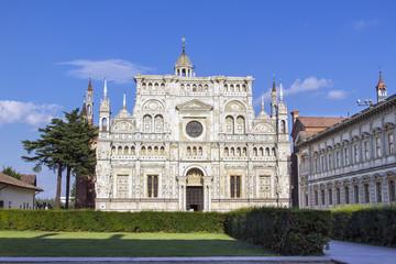 Certosa di Pavia color image