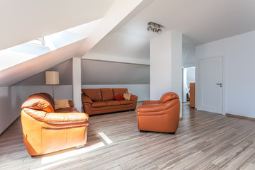Bright space - living room suite