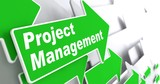 Project Management. Business Concept.
