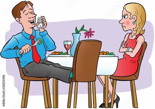 Dining etiquette - 56253386