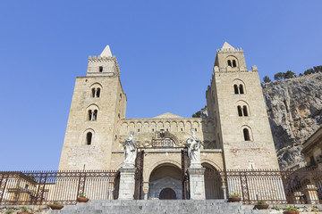 Cathedral of Cefalù, Sicily Italy