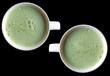 2013_09_15 Zwei Matcha Latte