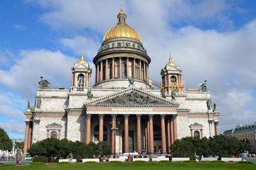 Исакиевский собор в г. Санкт-Петербург