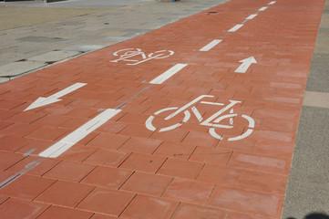 Radweg, Fahrrad, Radfahren, Ausbau des Radwegenetzes