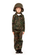 soldier kid